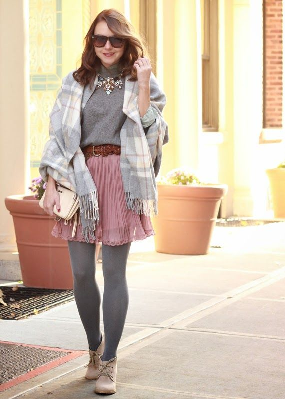 Gray, rose & taupe | The Steele Maiden