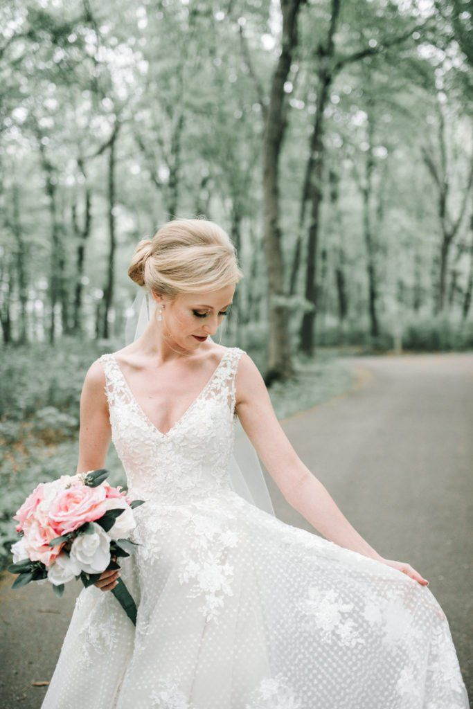d0c6d6d201c ... wedding dresses. Meryl with dot tulle has the perfect vintage look--Not  loving the point d esprit  Check out Meryl Lynette with a texture lace  underlay.