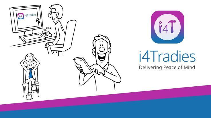 Keep an i4Tradies anywhere, anytime!