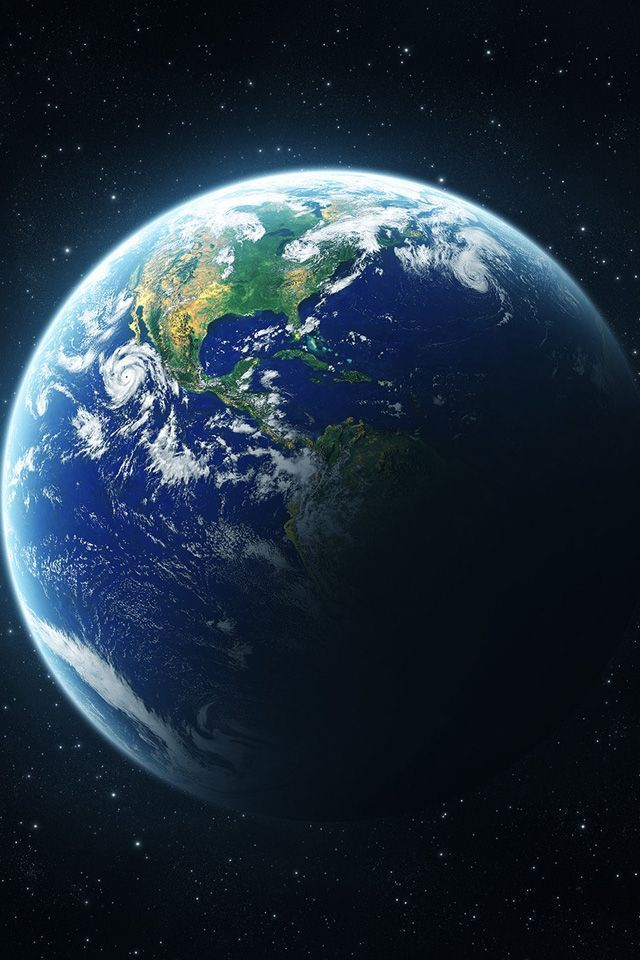 Planet Earth Wallpaper 4k For Mobile Android Iphone Space Wallpapers Ogysof Planets Space Iphone Wallpaper Earth