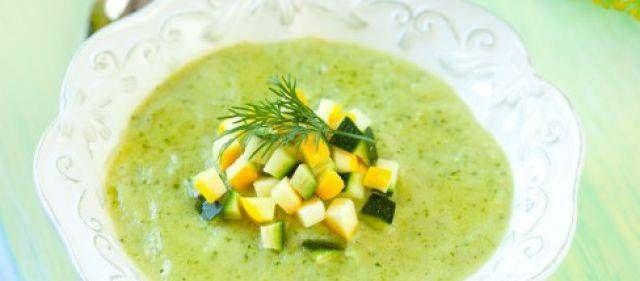 Prei Courgette Soep recept | Smulweb.nl