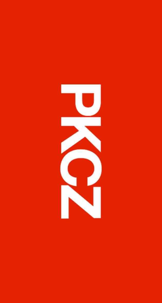 PKCZロゴレッド iPhone壁紙 Wallpaper Backgrounds iPhone6/6S and Plus EXILE HIRO DJ MAKIDAI VERBAL DJ DARUMA
