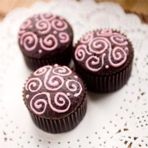 Веганские шоколадные маффины