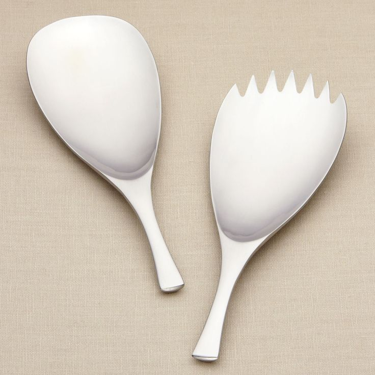 Dansk Odin 2-Piece Serving Set   IHQ, Quistgaard