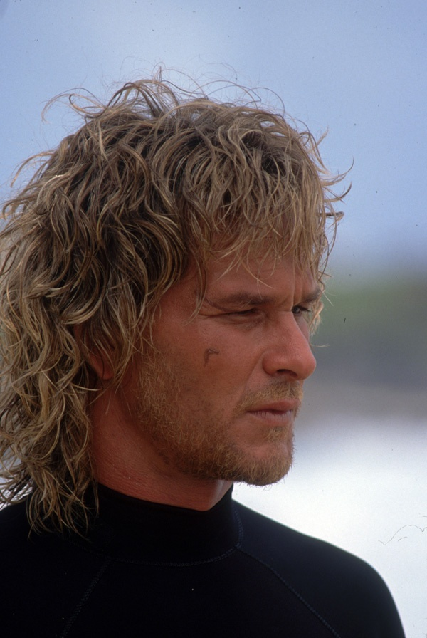 Point Break... this is what I remember of a very messed up young man I was in love with. God Bless you Patrick Swazey