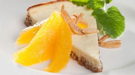 5:2 kuren: Cheesecake med appelsin | Slankeklubben.dk