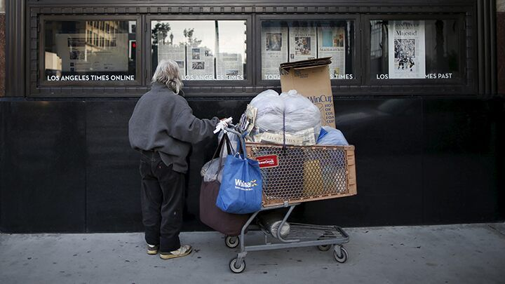 Homelessness In Los Angeles Here Are The Statistics Fox News Los Angeles Homeless Homeless Services