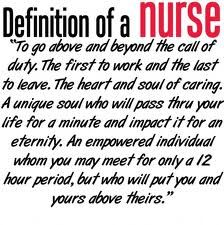 For all my RN friends :)Nurses, Friends, Definition, Happy Nursing Weeks, Nurs Quotes, Daughters, Be A Nursing, Inspiration Quotes, Nurs Weeks
