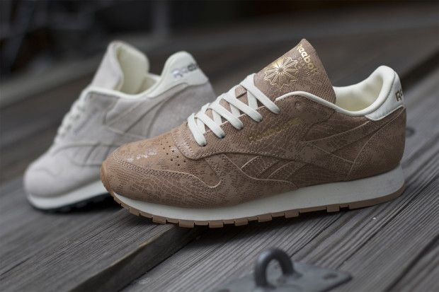 "Reebok Classic Leather ""Exotics"" Pack"