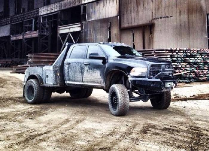 Badass flatbed Dodge Vehicles Trucks, Dodge diesel, Diesel trucks