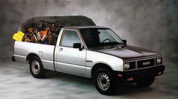 Isuzu P'up Regular Cab (KB) '1987