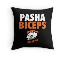 PASHA BICEPS | VP | Virtus Pro Throw Pillow