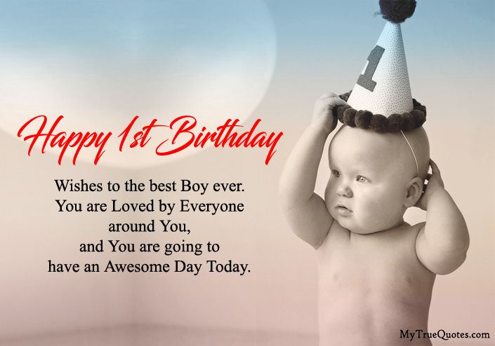 happy st birthday quotes for new born baby girl and baby boy