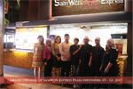 Grand Opening of SamWon Express Plaza Indonesia, 05 - 12 - 2013