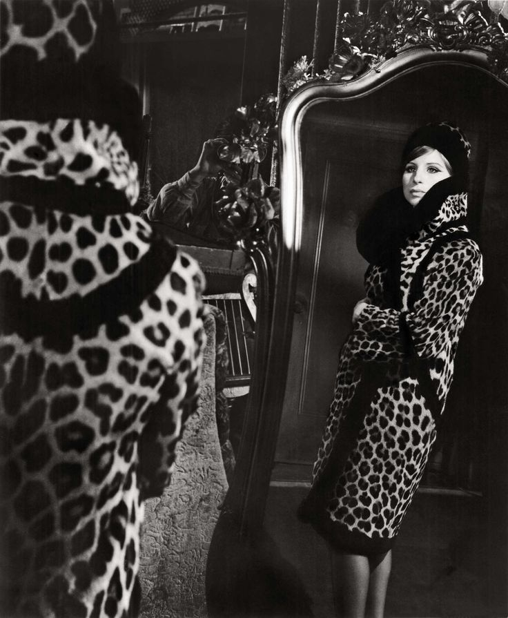"In ""Funny Girl,"" 1968.  Photo: Streisand: In the Camera Eye (Abrams) / Columbia Records"