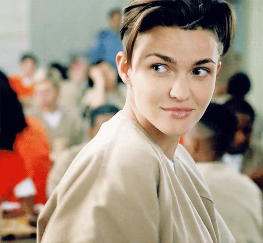 "13 Reasons ""Orange Is The New Black"" Star Ruby Rose Is The Most Amazing Person In The World"
