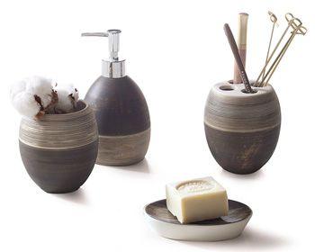 accessoire salle de bain modern decor bathroom modern. Black Bedroom Furniture Sets. Home Design Ideas