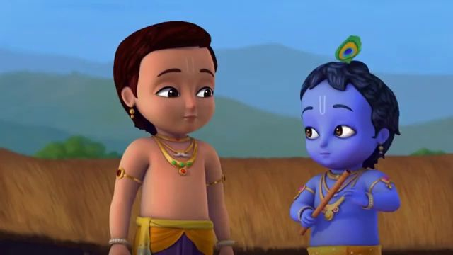"LITTLE KRISHNA ENGLISH EPISODE 13 ""WITCH TRAP"" ANIMATION SERIES ..."