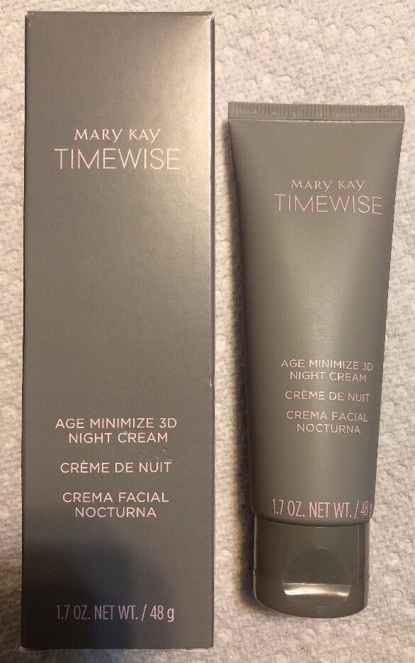 3ae9de34439e 16.99 | WOW Mary Kay Timewise Age Minimize 3D Night Cream for Normal ...