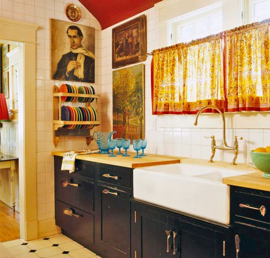 Cottage Kitchen Angeles: 45 Best Beautiful Interiors - Lynn Von Kersting Images On Pinterest
