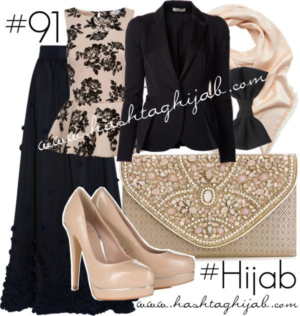 Hashtag Hijab Outfit #91 van hashtaghijab met bow jewelryBrown shirt€15 - newlook.comNina Ricci peplum jacket€1.210 - farfetch.comTemperley London frilly skirt€1.445 - net-a-porter.comLipsy patent leather pumps€67 - lipsy.co.ukAccessorize sequin handbag€51 - accessorize.comBow jewelry€8,05 - etsy.comMulberry woven scarve€365 - mulberry.com