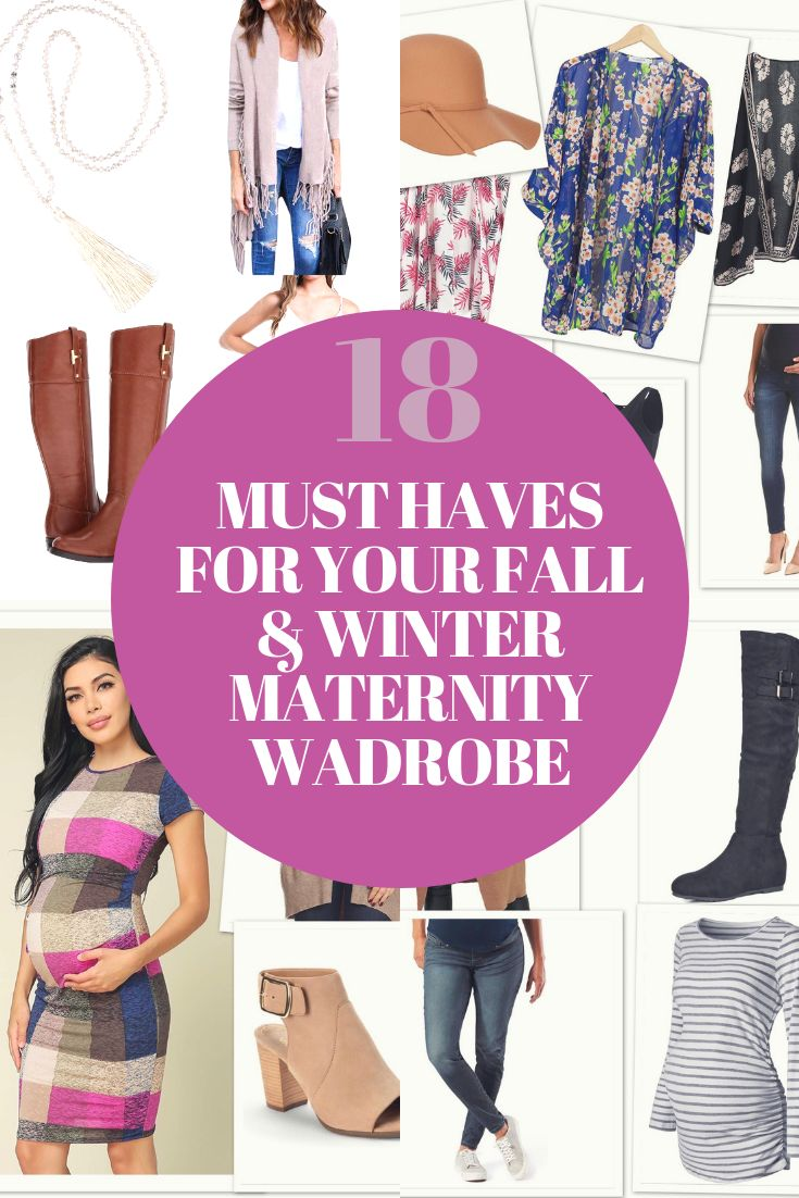 The Best Fall and Winter Maternity Fashion Finds – Maternity clothes