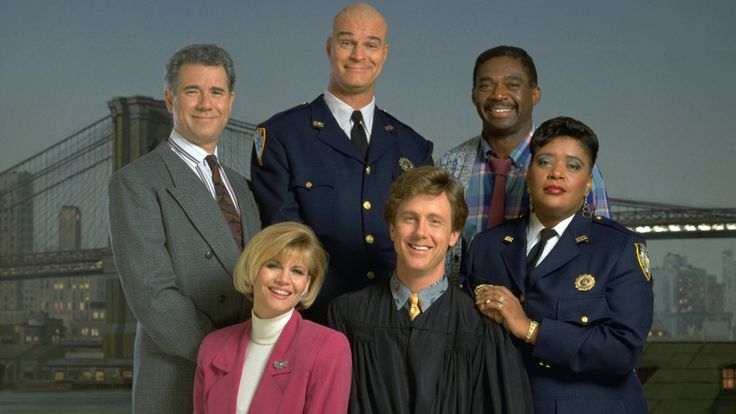 Night Court was the black sheep of NBC's sitcom dynasty · 100 Episodes · The A.V. Club