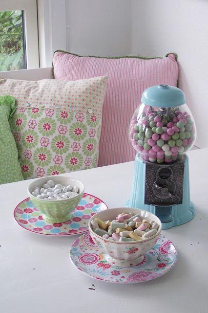 Lulufant   GreenGate & candy