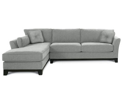 lazy boy sofa in color mist