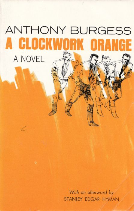 book vs film the clockwork orange The title of the novel, a clockwork orange, derived from, burgess claimed, ' a phrase which i heard many years ago and so fell in love with, i wanted to use it [as] the title of the book but the phrase itself i did not make up.