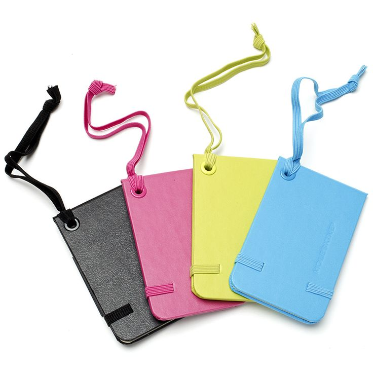 moleskine luggage tags: Moleskine Luggage Tags 1 Smart, Tagstravel Ideas, Travel Journals, Luggage Tagstravel, Stuff, Black Lights, Accessories, Products, Bags