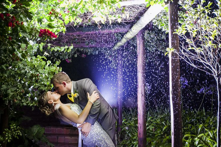 Embrace the Rain on your Wedding Day