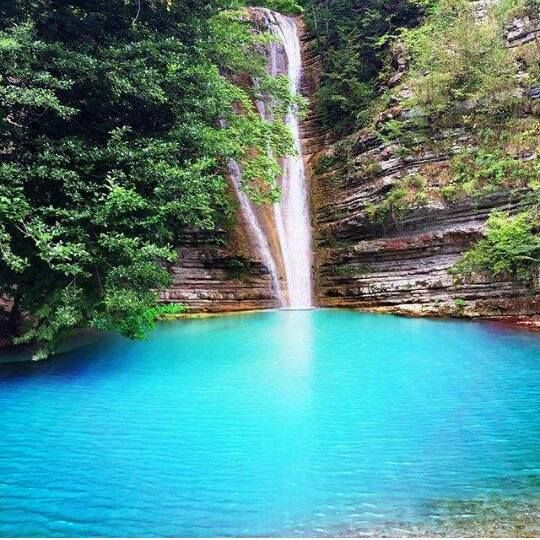 SİNOP ERFELEK ŞELALESİ - Erfelek Waterfall / Sinop / Türkiye