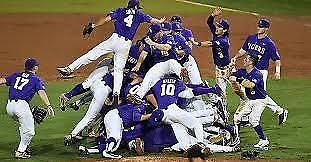 #tickets LSU BASEBALL TICKETS WALLY PONTIFF JR. CLASSIC please retweet