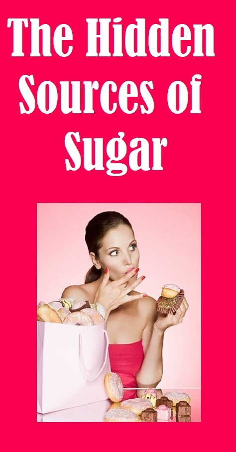 The Hidden Sources of #Sugar. Find out more... http://slimmingtips.givingtoyou.com/hidden-sources-of-sugar