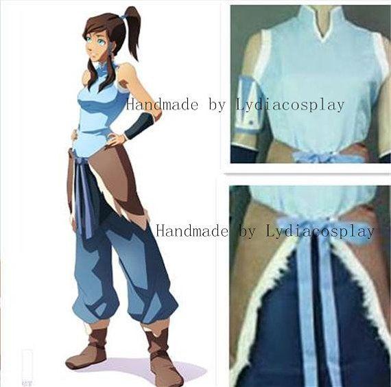 Handmade Avatar Cosplay Avatar Costume Avatar by LydiaCosplay
