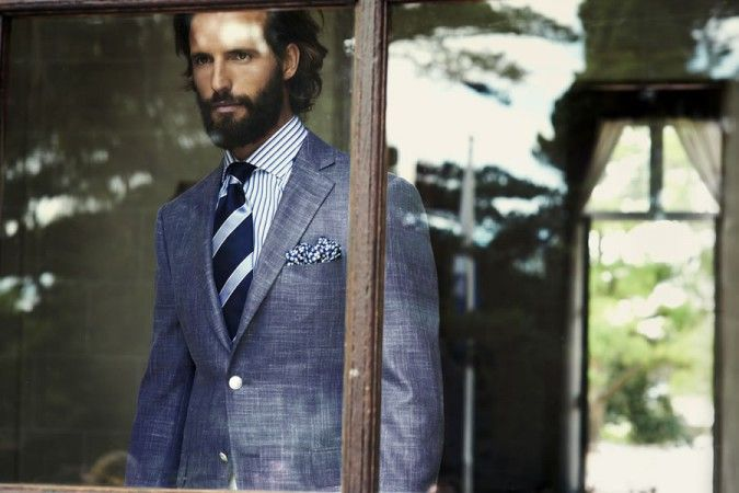 Pal Zileri Spring/Summer 2013 Men's Lookbook | FashionBeans.com