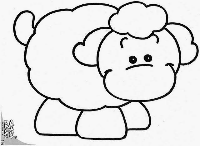 Maestra De Infantil Dibujos Infantiles De Animales Para Colorear Dibujo Animales Infantiles Animalitos Para Colorear Dibujos Infantiles