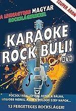 Karaoke rock buli! Magyar rockslágerekkel (DVD) - Dalnok Kiadó Zene- és DVD Áruház - Karaoke