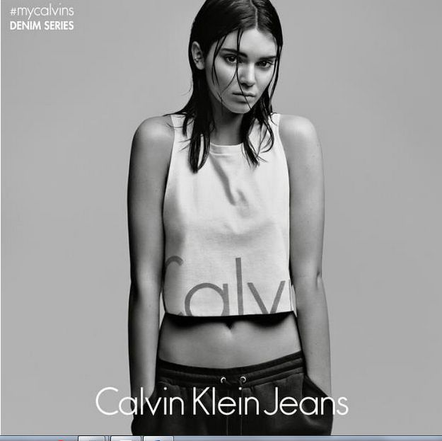 Welcome To Shine Your Eye Blog   mycalvins Campaign   Kendall Jenner is  Kalvin Kli. Calvin Klein SportModelos ... d08efcdb6d