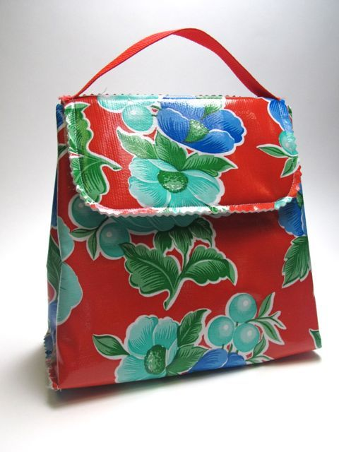 How to sew an insulated lunch bag/sewing patterns/sew gifts | Nancy Zieman Blog