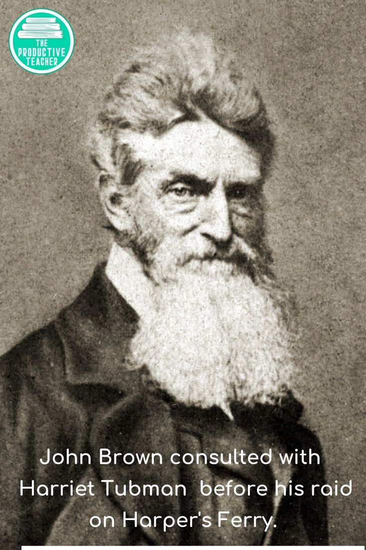 Before John Brown Raided The Harper S Ferry Arsenal He Consulted With Harr Reading Comprehension Reading Comprehension Passages Reading Comprehension Practice [ 1102 x 735 Pixel ]