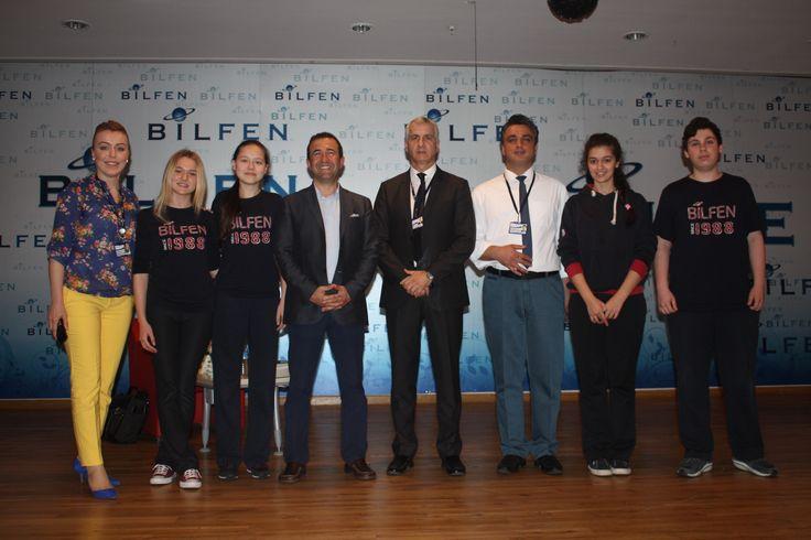 Erkan Tozluyurt Bilfen'de