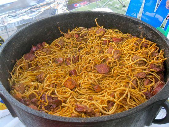 Louisiana Pastalaya Recipe