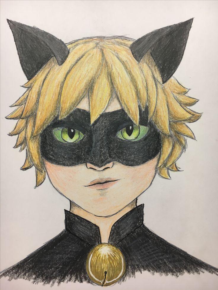 Chat Noir sketch