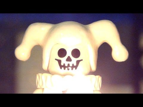 LEGO Scooby-Doo: Case of the Luna Ghost - YouTube
