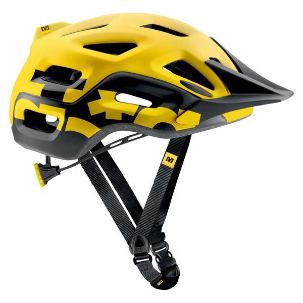 Notch, casque VTT pour Mavic by Think Think Design , via Behance black yellow