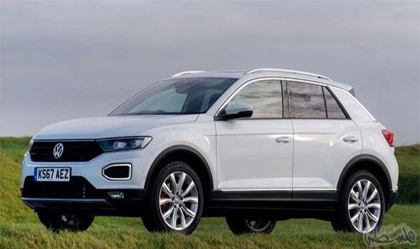 أسعار ومواصفات أيقونة الدفع الرباعي الجديدة T Roc Volkswagen Car Posters Car