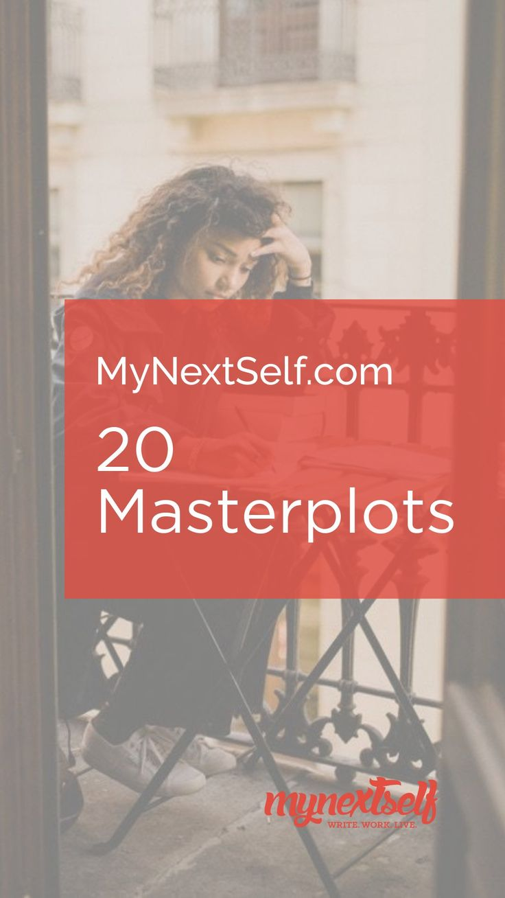 Masterplots: 20 patterns for your story