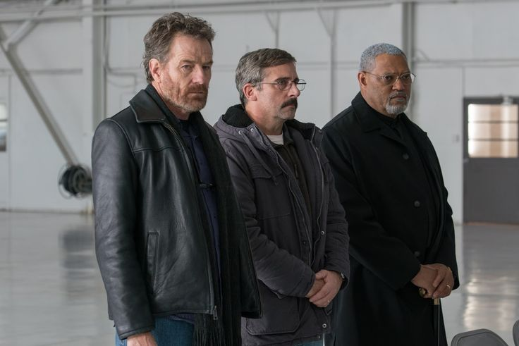 Amazon and Lionsgate released the first trailer for Richard Linklater's new film Last Flag Flying. Based on the novel of the same name by Darryl Poniscan, the film follows three Vietnam War veterans played by Bryan Cranston, Steve Carell, and Laurence Fishburne who reunite under unfortunate circumstances. - 「ボーイフッド」のリチャード・リンクレイター監督が、ハル・アシュビー監督の70年代の名作「さらば冬のかもめ」のその後…を描いた続篇の最新作「ラスト・フラッグ・フライング」の予告編を初公開 - 映画 エンタメ セレブ & テレビ の 情報 ニュース from CIA Movie News / CIA こちら映画中央情報局です